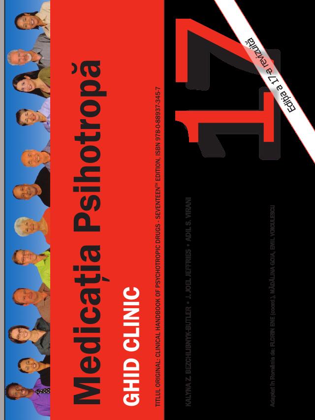 Clinical Handbook of Psychotropic Drugs (Ed. 17) (Bezchlibnyk-Butler et al.)