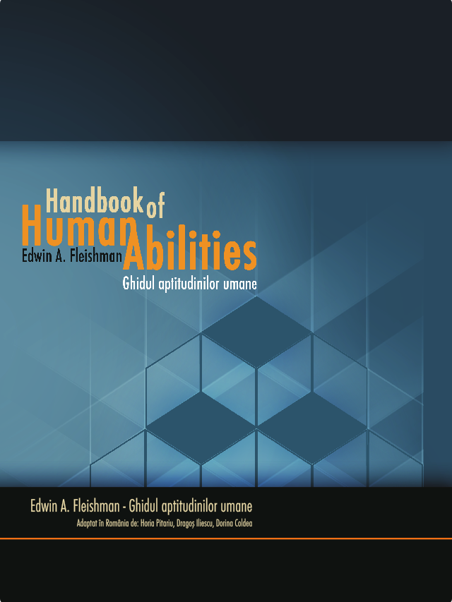 Fleishman Handbook of Human Abilities (Fleishman)