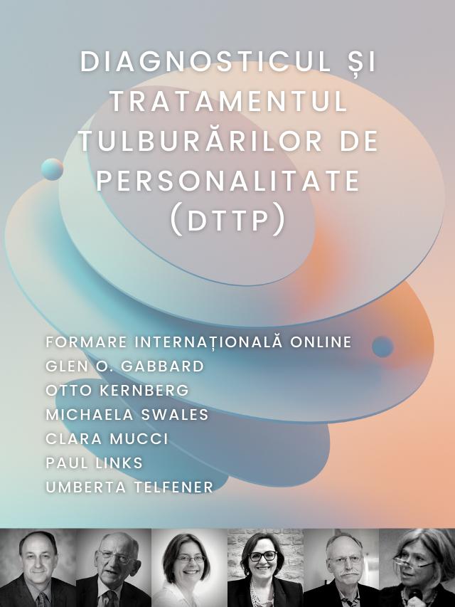 2 OCT 2021: DTTP - formare internațională